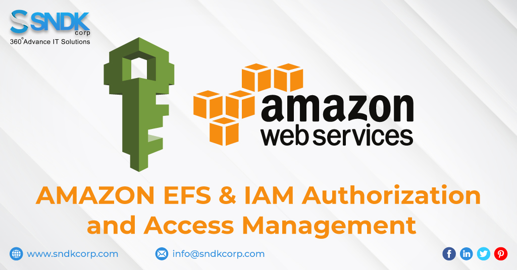New for Amazon EFS – IAM Authorization and Access Points