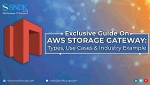 AWS STORAGE GATEWAY Types UseCases & Industry Ex by SNDK Corp
